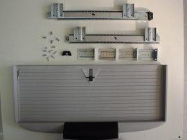 изтегляща поставка за клавиатура