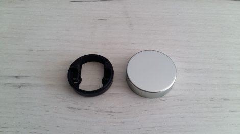кръгла капачка за стъкло
