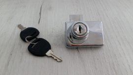 двойна ключалка за стъкло