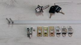 Ключалка централно заключване за 3 чекмеджета