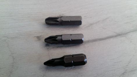 Накрайник PZ1 , PZ2 , PZ3 фрезован 25 мм