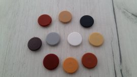 Тапи за минификс ПВЦ - бяло , черно , кафяво , дъб , бук , круша , череша , сиво