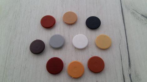 Тапи за минификс ПВЦ – бяло , черно , кафяво , дъб , бук , круша , череша , сиво