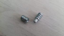 Втулка метална за плот на маса разтегателна
