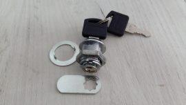 ключалка за пощенска кутия къса