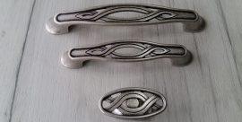 дръжка 515 сребро антик