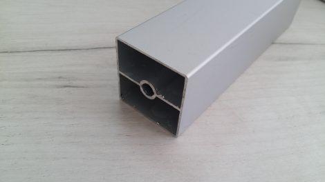 Алуминиев конектор гладък 40 х 40 мм  М-10 , L-2 метра