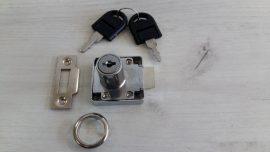Ключалка К 338 - 22АС Самозаключваща с насрещник чупещ ключ