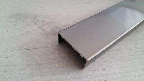 Челен борд 40мм алуминиев 3  метра  INOX
