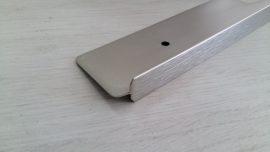 Свързваща лайсна за плот Т - образна INOX за 40 мм плот EGGER 06,02,30